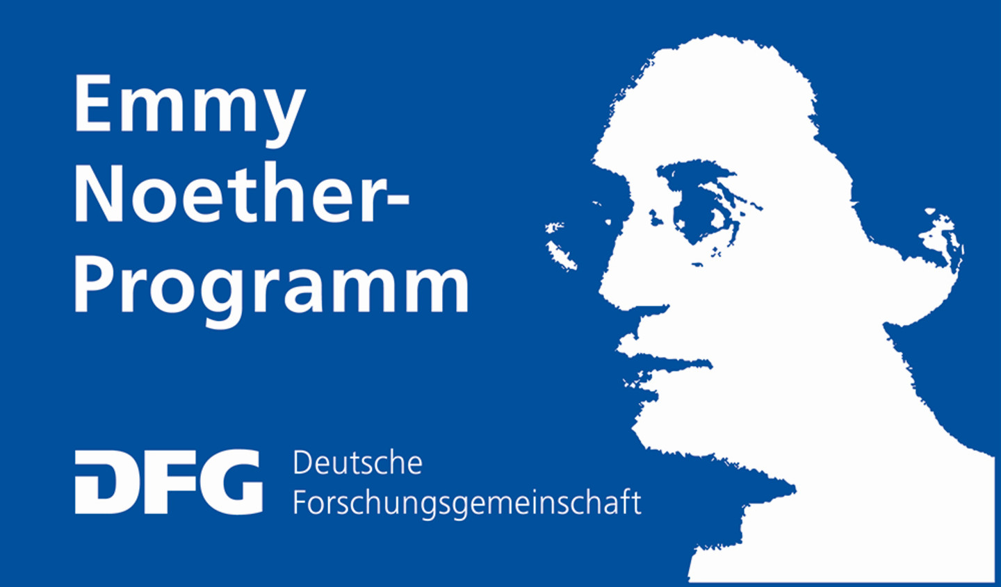 DFG Emmy Noether Logo